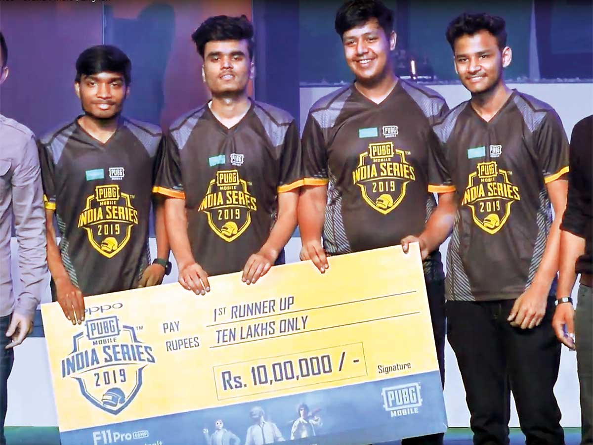pubg: Winners get a lot more than chicken dinner at India's