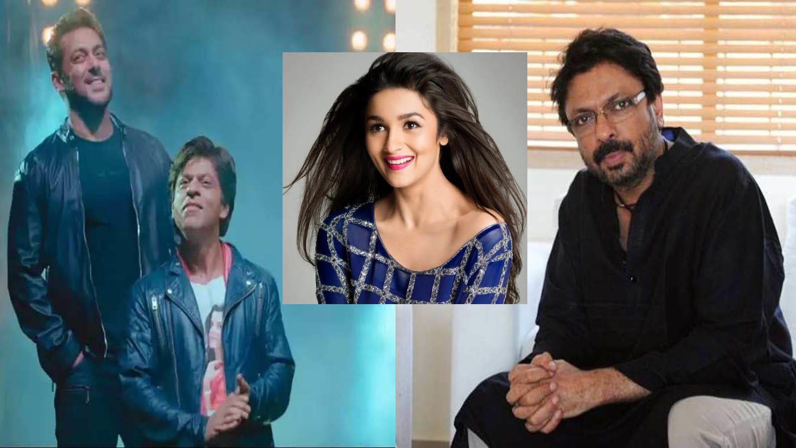 Alia Bhatt to star with Salman Khan and Shahrukh Khan in Sanjay Leela Bhansali's next?