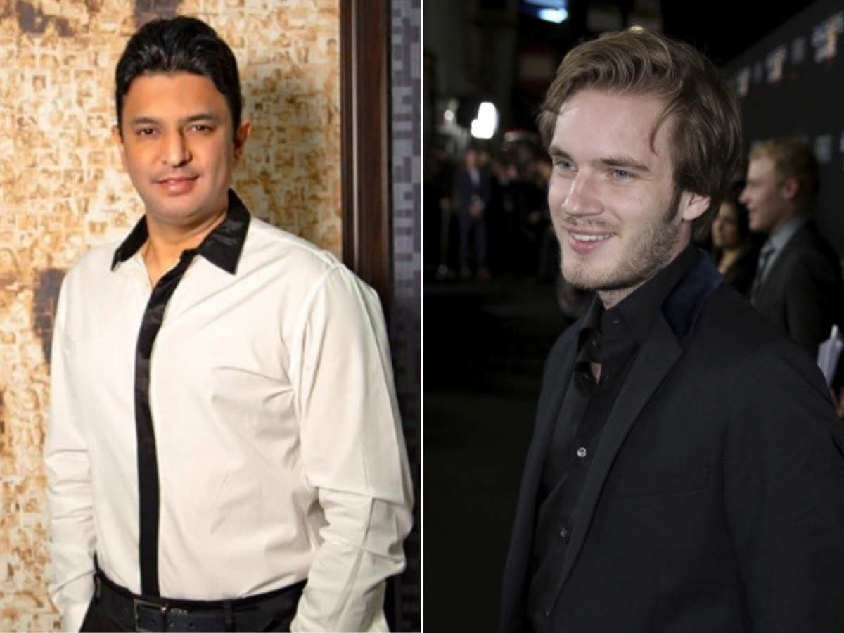Pewdiepie Vs T-series: Salman, Ajay, Anil among others root
