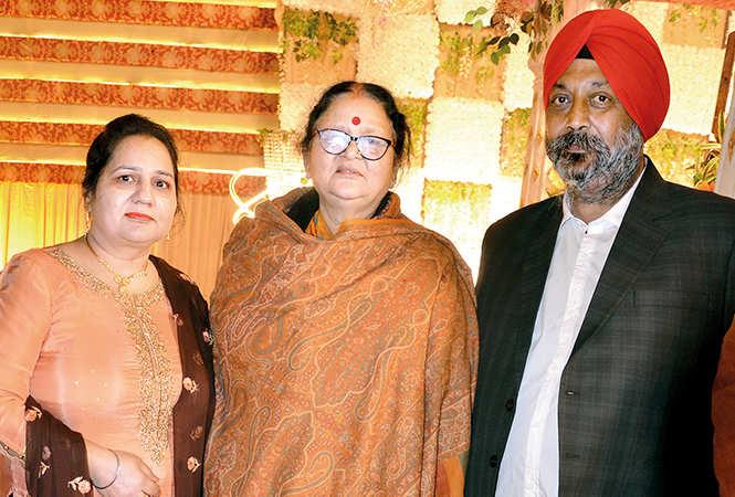 (L-R) Kawaljeet Kaur, Pramila Pandey and Kawaljeet Singh (BCCL/ IB Singh)