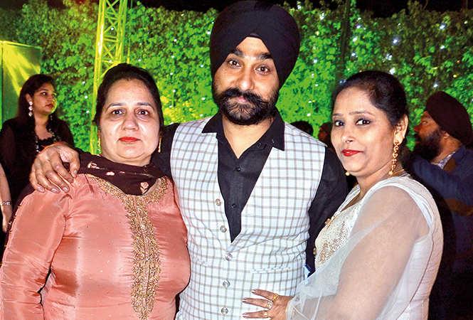 (L-R) Kawal, Balbir and Bobby (BCCL/ IB Singh)