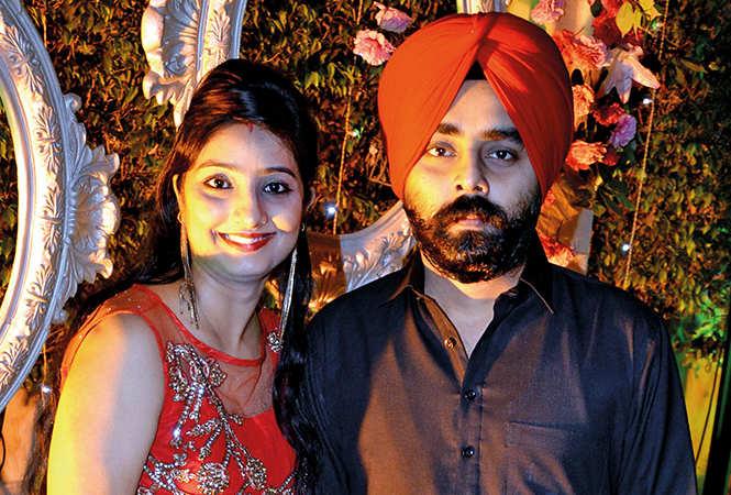 Sonia and Raja (BCCL/ IB Singh)