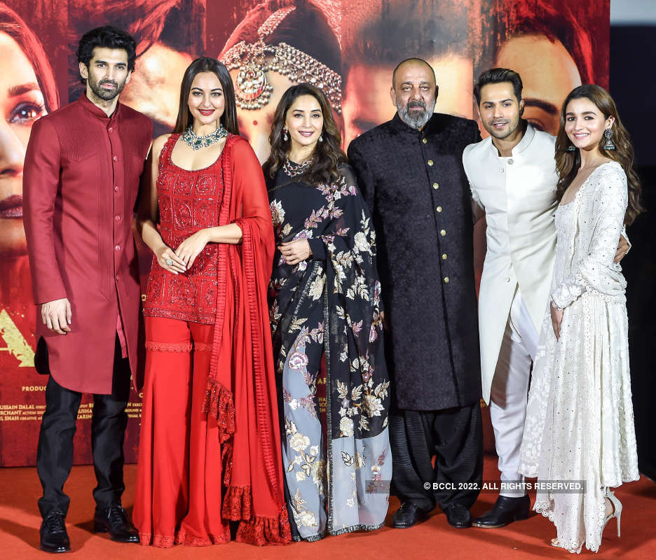 Kalank: Teaser launch