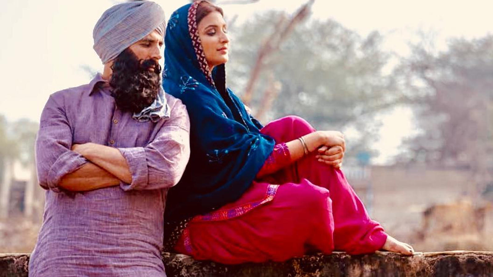 Parineeti Chopra speaks about playing Akshay Kumar's wife in 'Kesari'