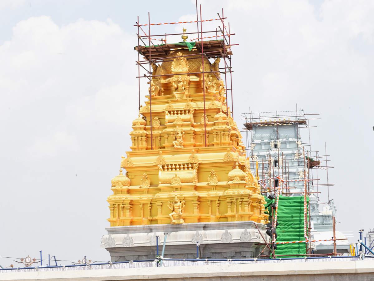 Mini Tirumala: Lord Balaji temple opens in Jubilee Hills