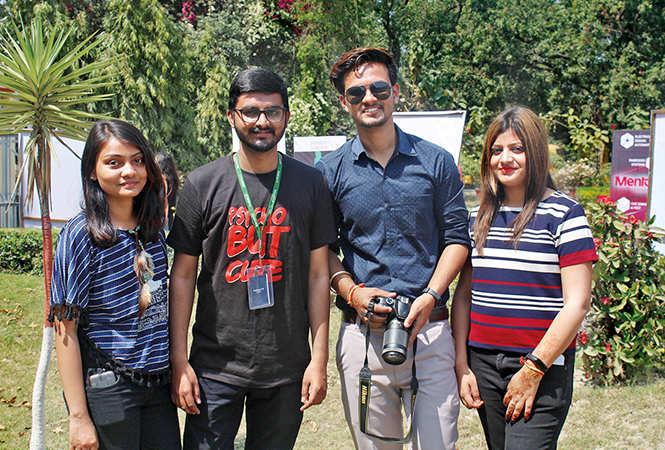 (L-R) Tanisha, Rahul, Deepak and Pooja (BCCL/ Arvind Kumar)
