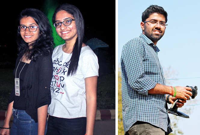 (L) Sajiti and Vishakha (R) Pallav (BCCL/ Arvind Kumar)