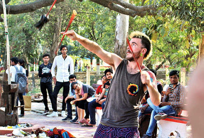 Matt Sloren (BCCL/ Arvind Kumar)