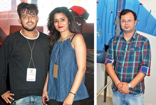 (L) Utkarsh and Yukti (R) Rohan Mishra (BCCL/ Arvind Kumar)