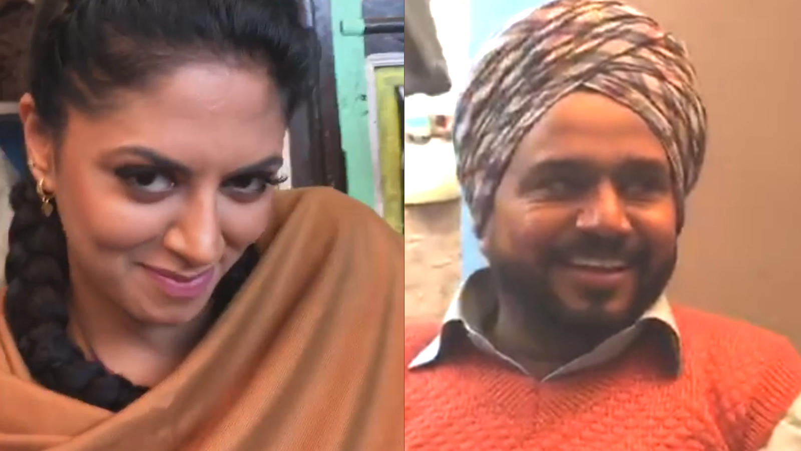 Here's how team 'Mindo Taseeldarni' is passing time while it's raining on the sets