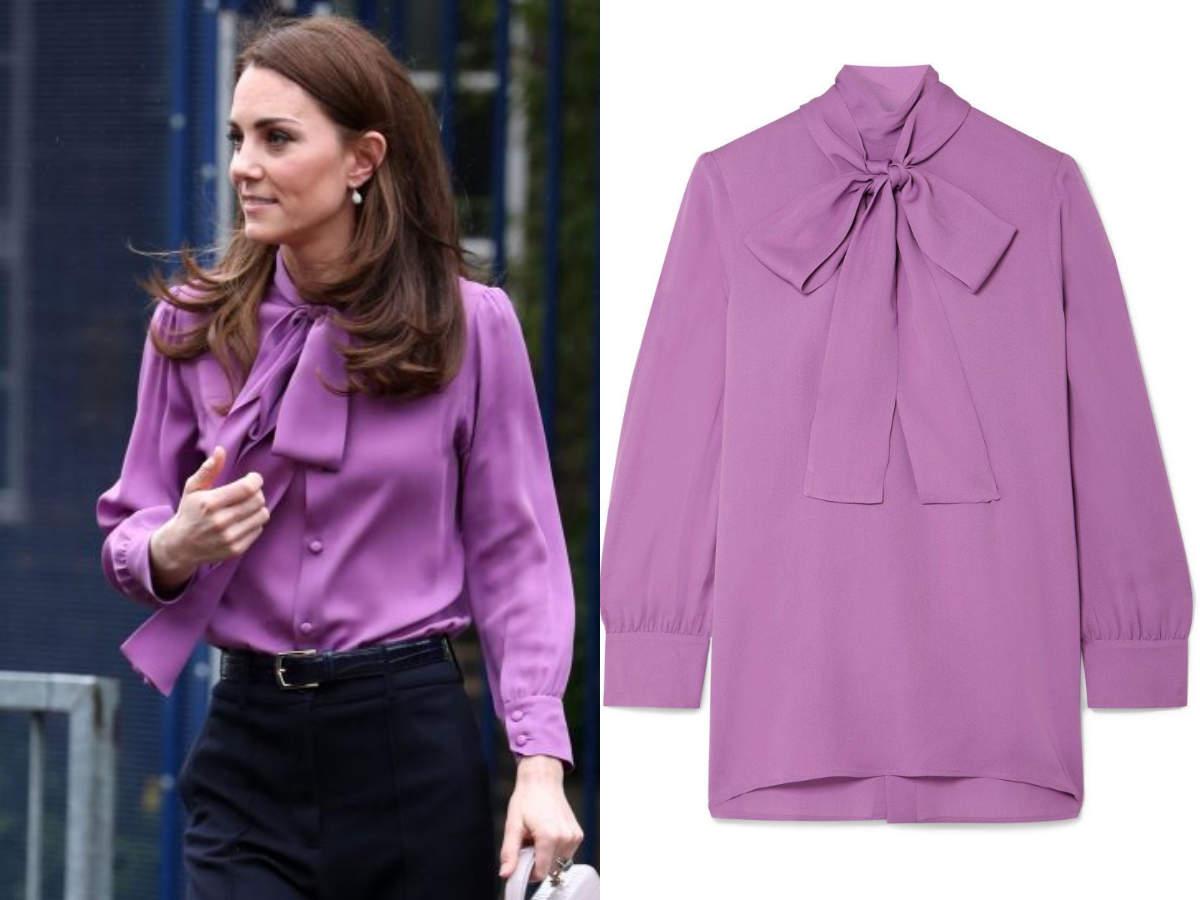 kate gucci blouse