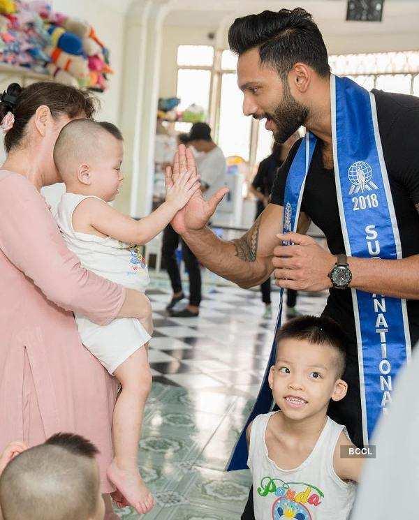 Prathamesh Maulingkar visits Vietnam