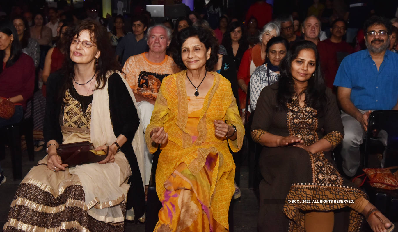 Music, dance and poetry rule at the Osho Spring Festival