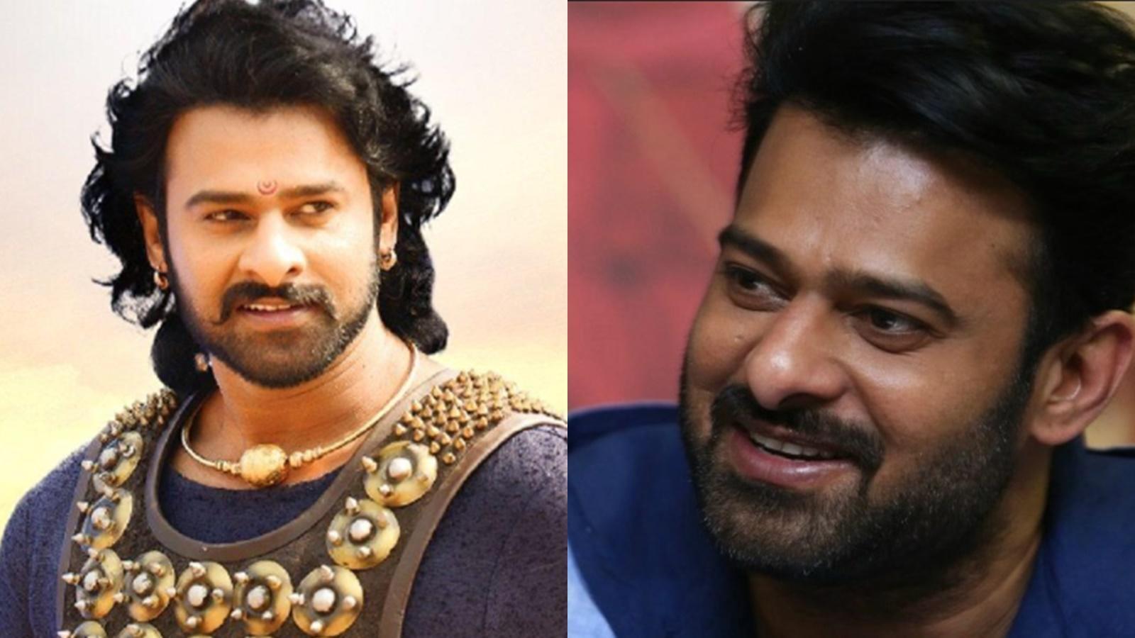 Prabhas makes a big revelation about 'Baahubali'
