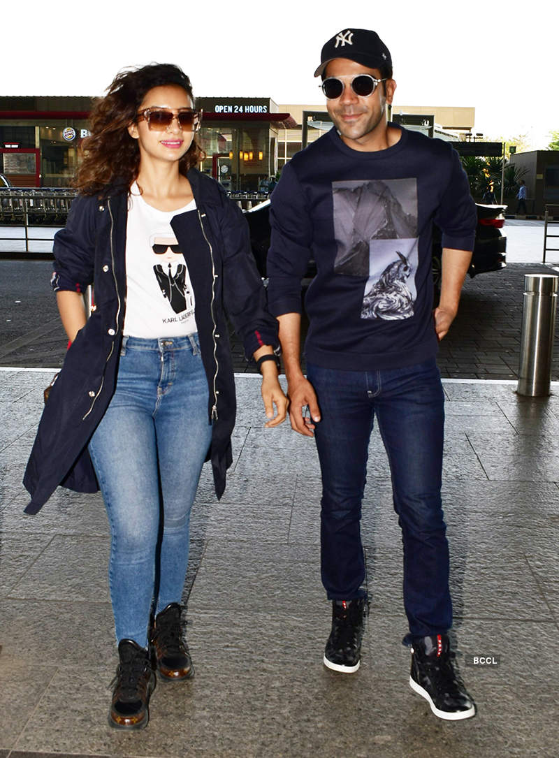 Rajkummar Rao and Patralekhaa