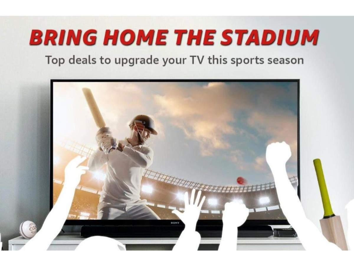 IPL Fest on Amazon: 10 smart TVs from Samsung, LG, Xiaomi and Sony starting at Rs 12,999