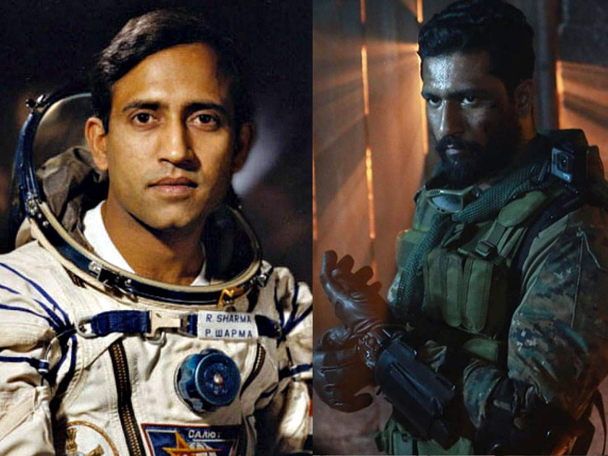 ​Has Vicky Kaushal been roped in for the Rakesh Sharma biopic? - Most talked about biopics you just cannot miss  | The Times of India