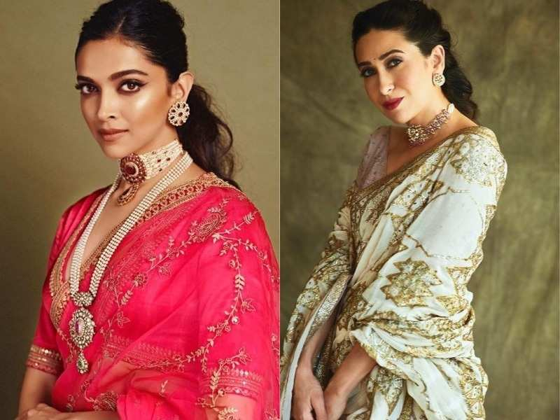 c6d04480655616 01/5Create a yesteryear charm by using these styling tips from the leading  ladies of Bollywood