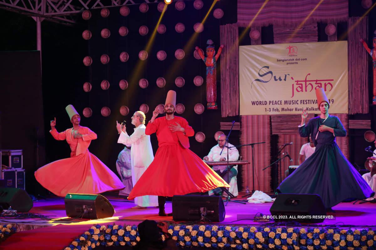 World Peace Music Fest enthrals Calcuttans