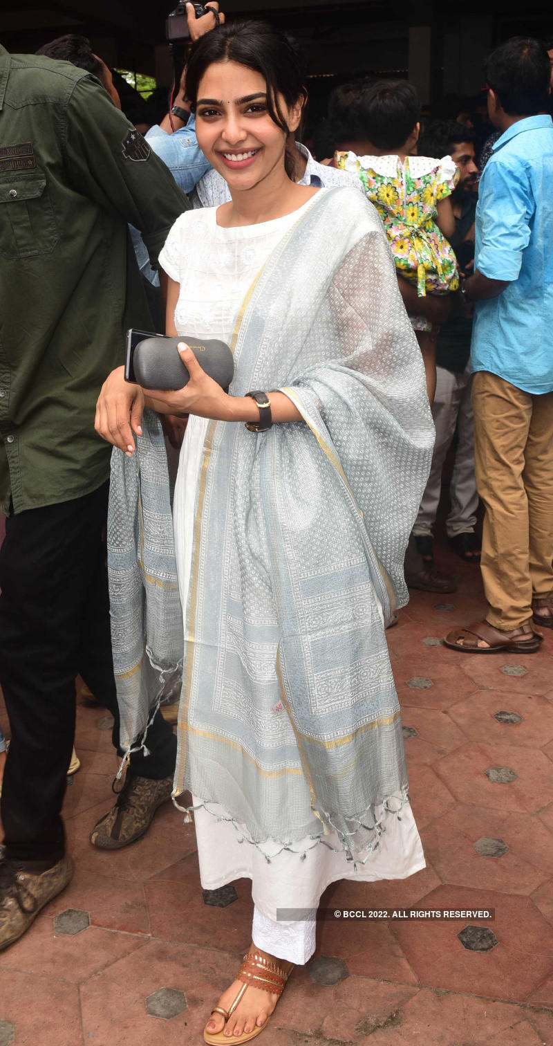 Celebs attend muhurat of Kalabhavan Shajohn's film 'Brother's Day'