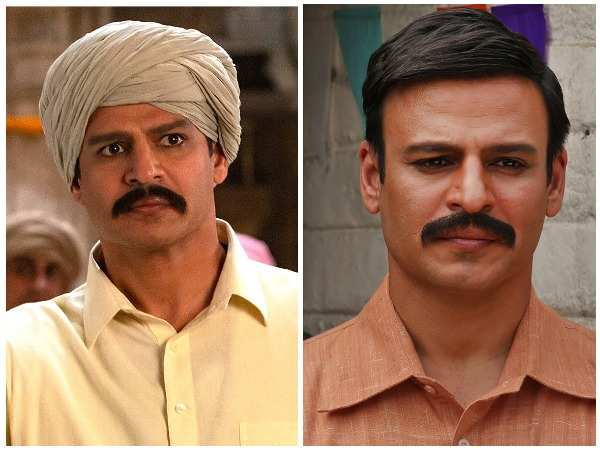 Vivek Anand Oberoi's many looks in the film