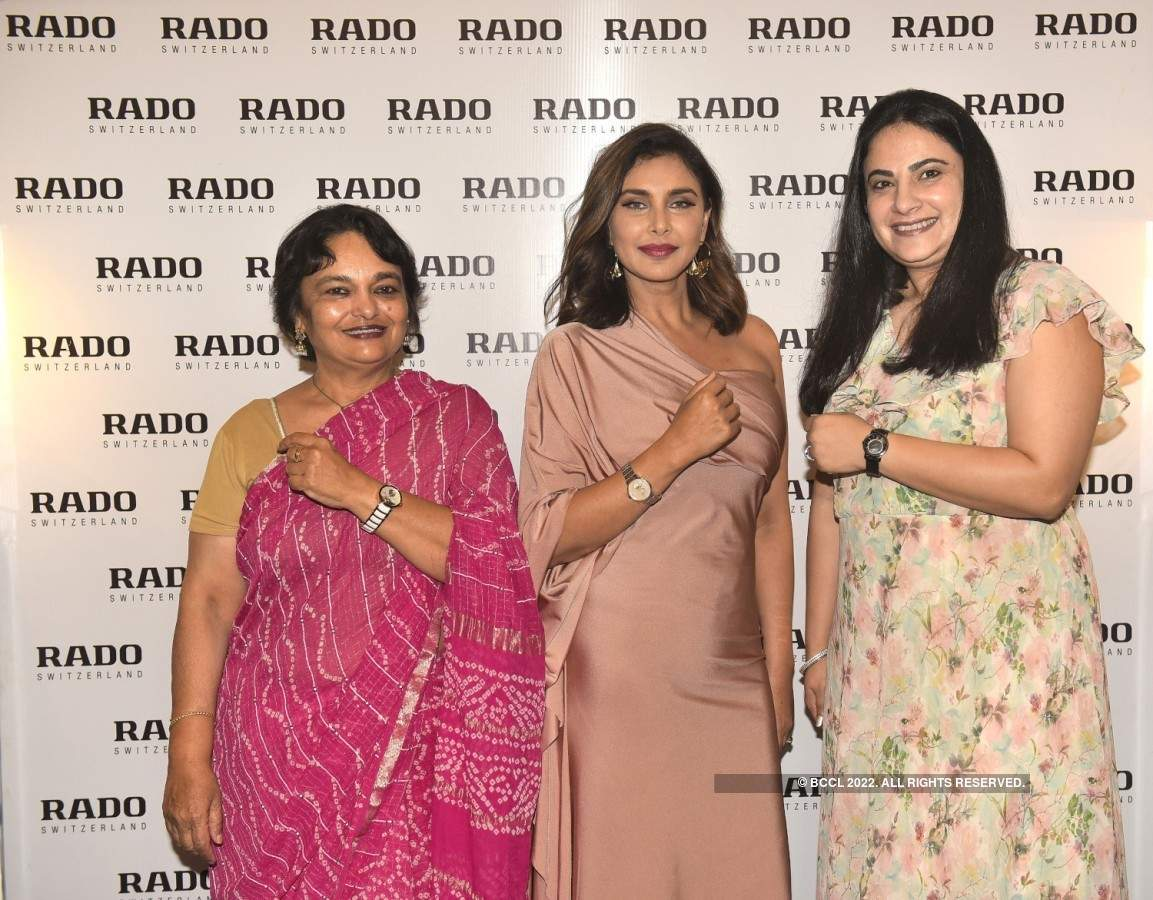 Lisa Ray launches new Rado Ladies Collection