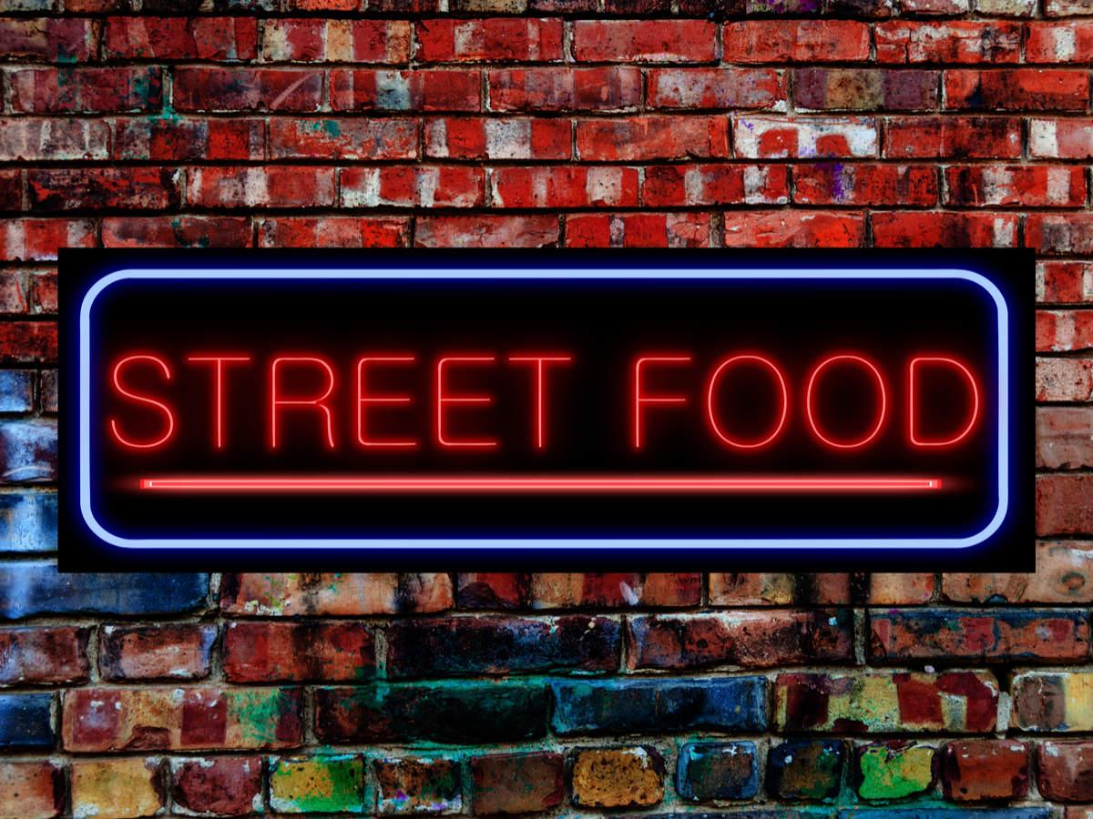 Home made street food