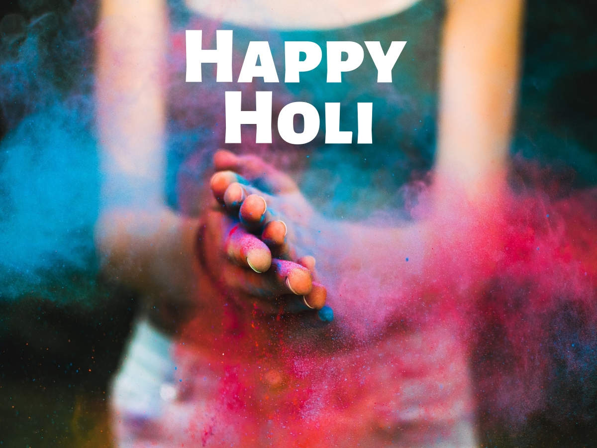 Happy Holi 2020 Images, Wishes, Messages