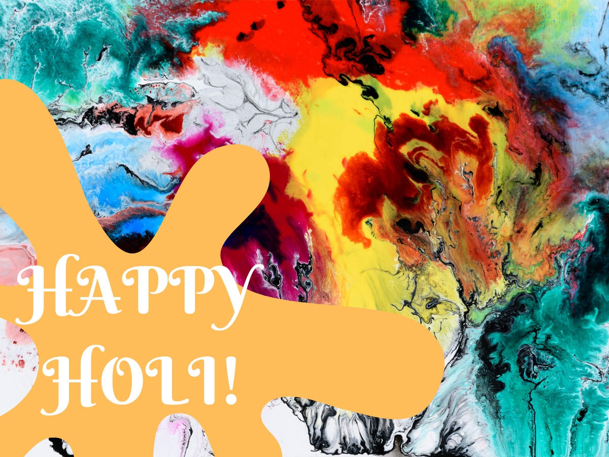 Happy Holi 2020 Images, Cards, Greetings, Wallpapers