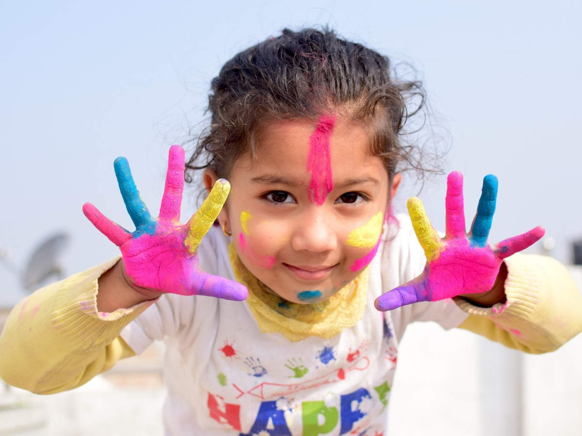 Happy Holi 2020 Pictures, GIFs, Quotes