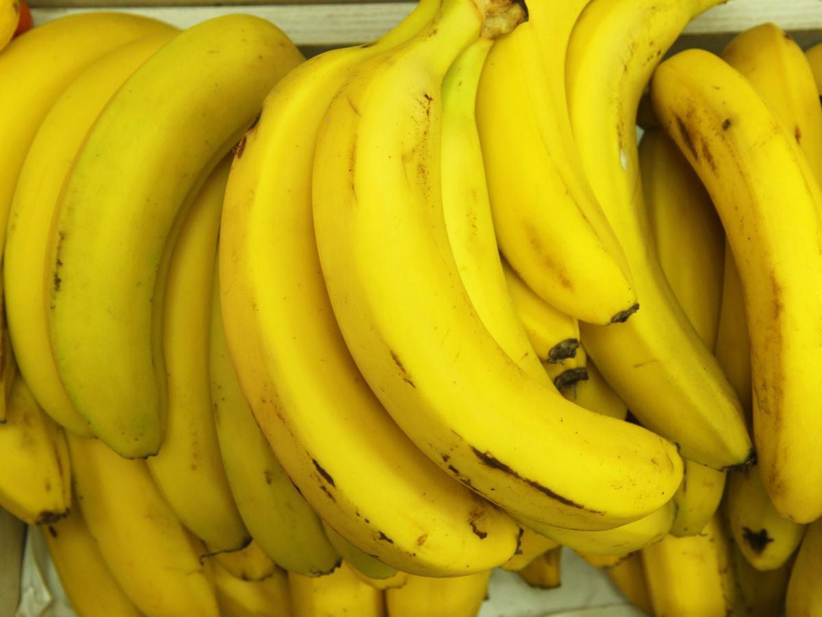 как выглядит настоящий банан фото его кремом