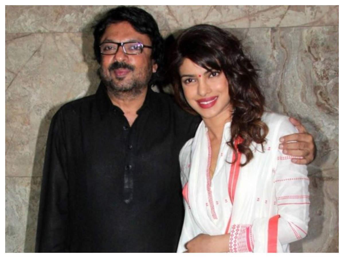 Image result for Priyanka Chopraand  Sanjay Leela Bhansali