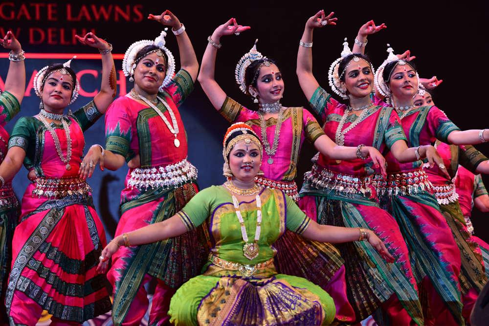 Cultural Programme at Odisha Parba (2)