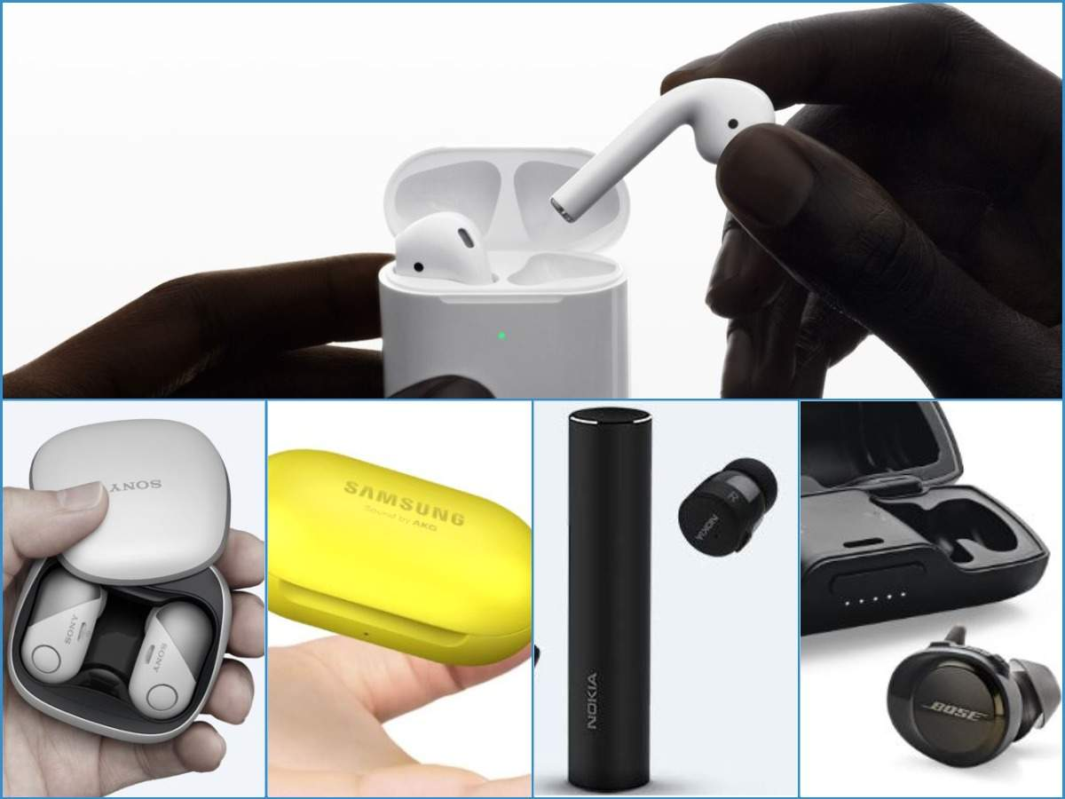Apple AirPods available at Rs 14,990: How it compares to rivals from Samsung, Bose, Sony and Nokia