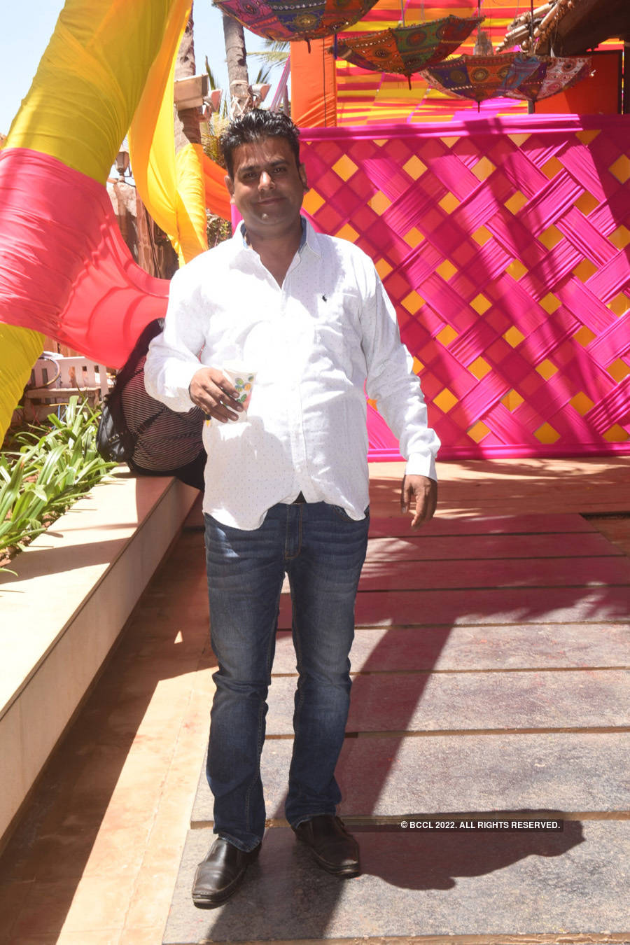Vineet Jain's Holi Party 2019 - 2