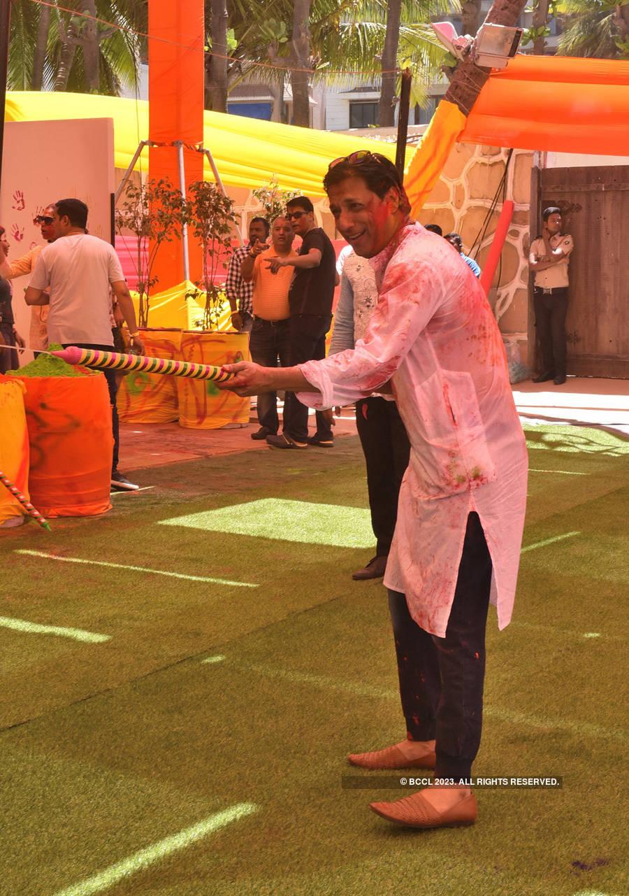 Vineet Jain's Holi Party 2019 - 2