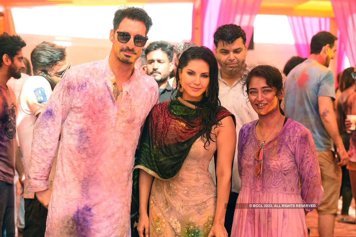 Vineet Jain's Holi Party 2019 - 3