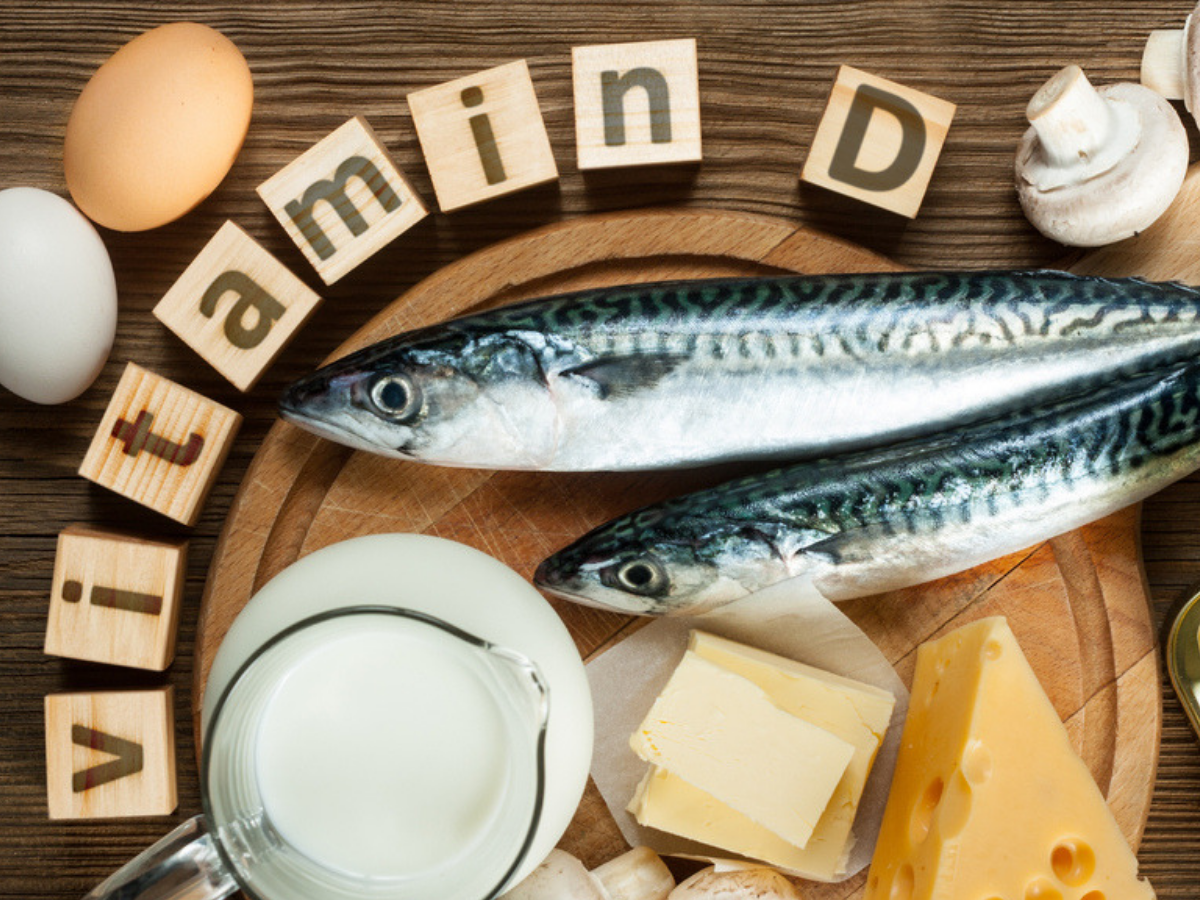 Food Facts: 7 Foods Rich in Vitamin D