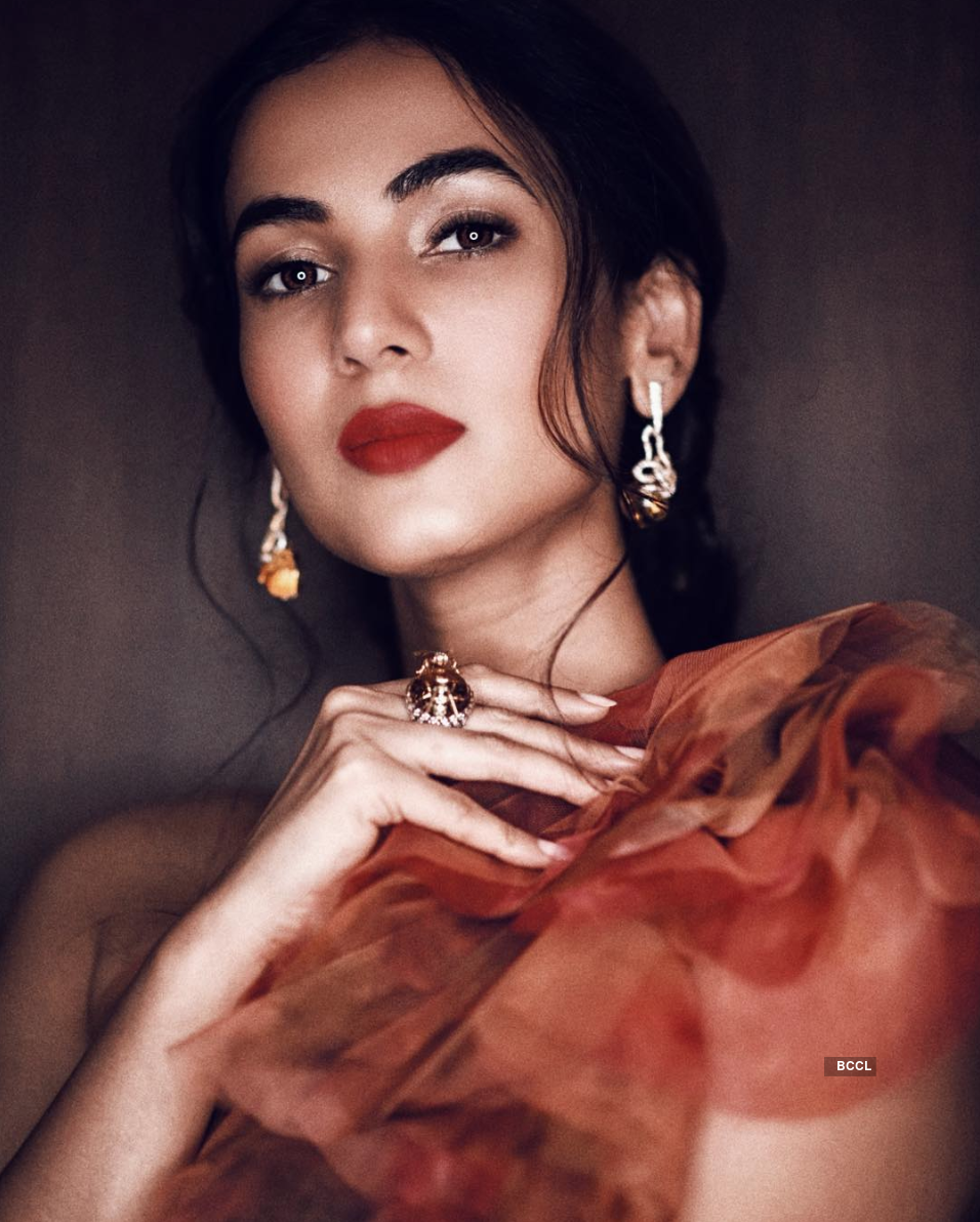 Know more about the multi-talented Bollywood actress Sonal Chauhan