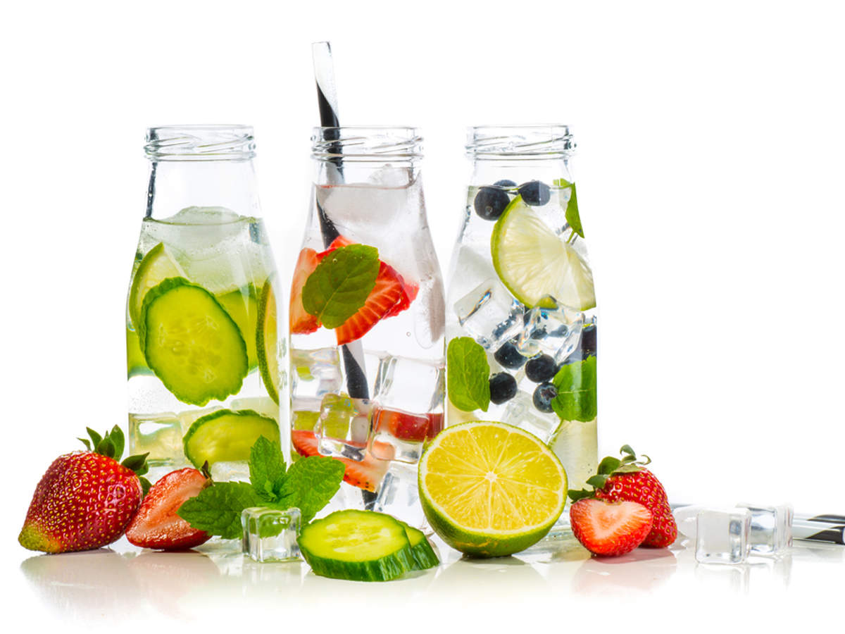 Top 6 Detox Water Recipes For Rapid Weight Loss 2