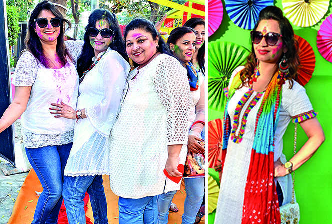 (L) Rashmi, Alka and Ritu (R) Rukku (BCCL/ IB Singh)
