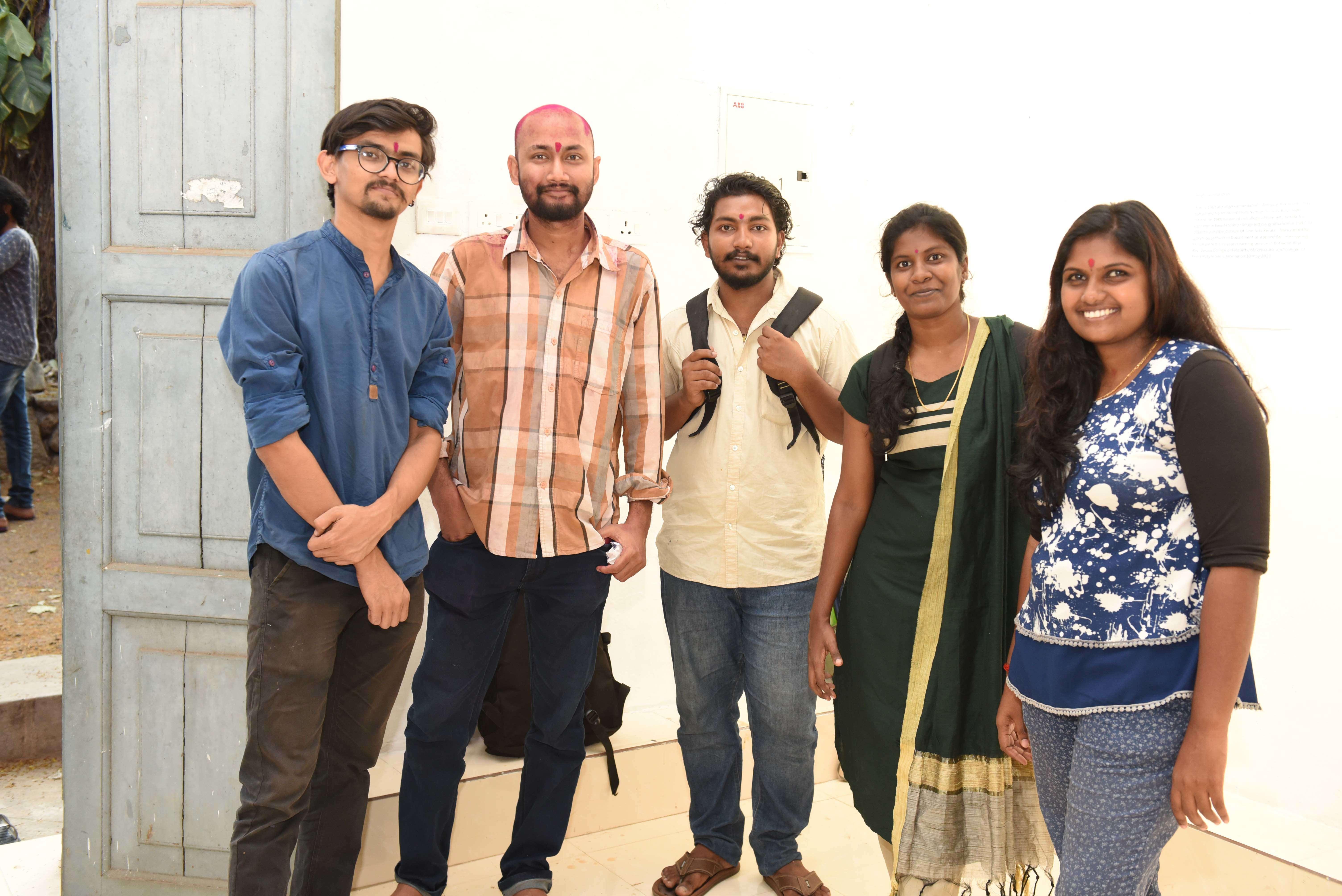 Kesav Lahoti,Suraj Biswas, Sivan Kutty,Akhinu,Reshma