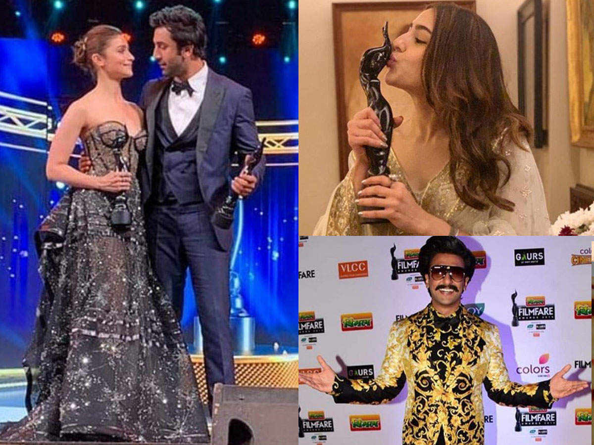 Filmfare Awards 2020 Full Show.64th Vimal Elaichi Filmfare Awards 2019 Highlights From The