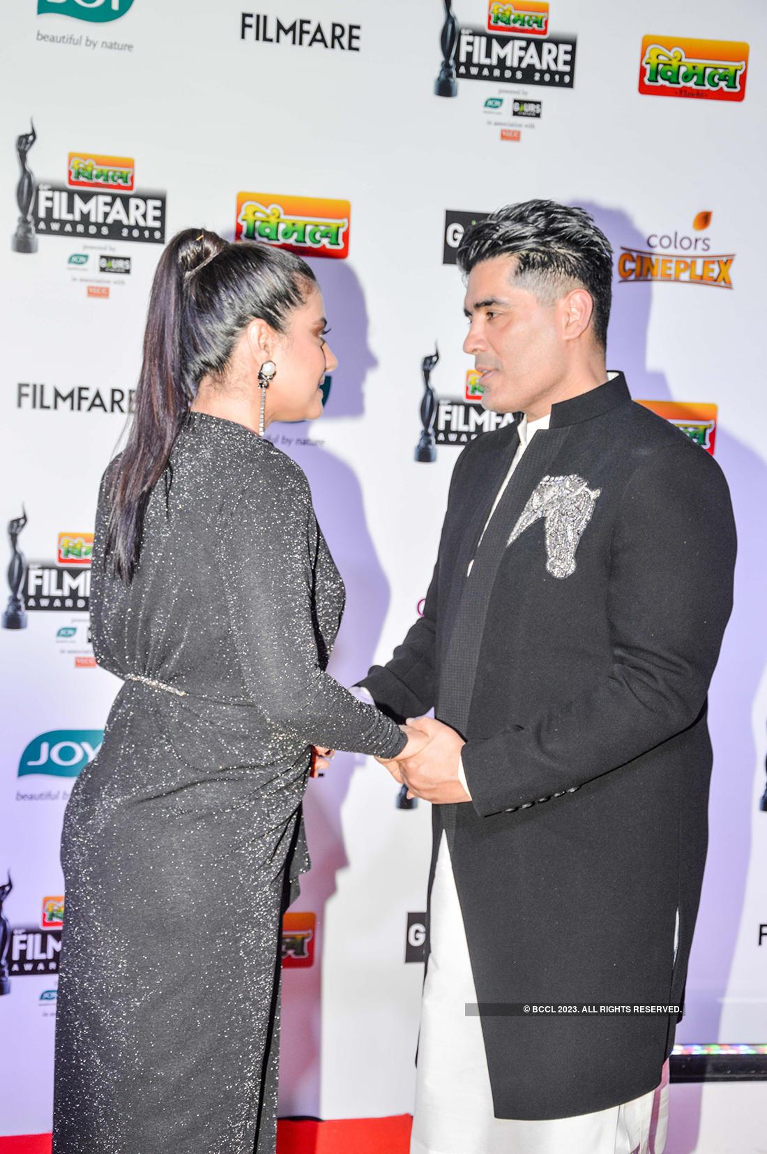 64th Vimal Elaichi Filmfare Awards 2019: Red Carpet