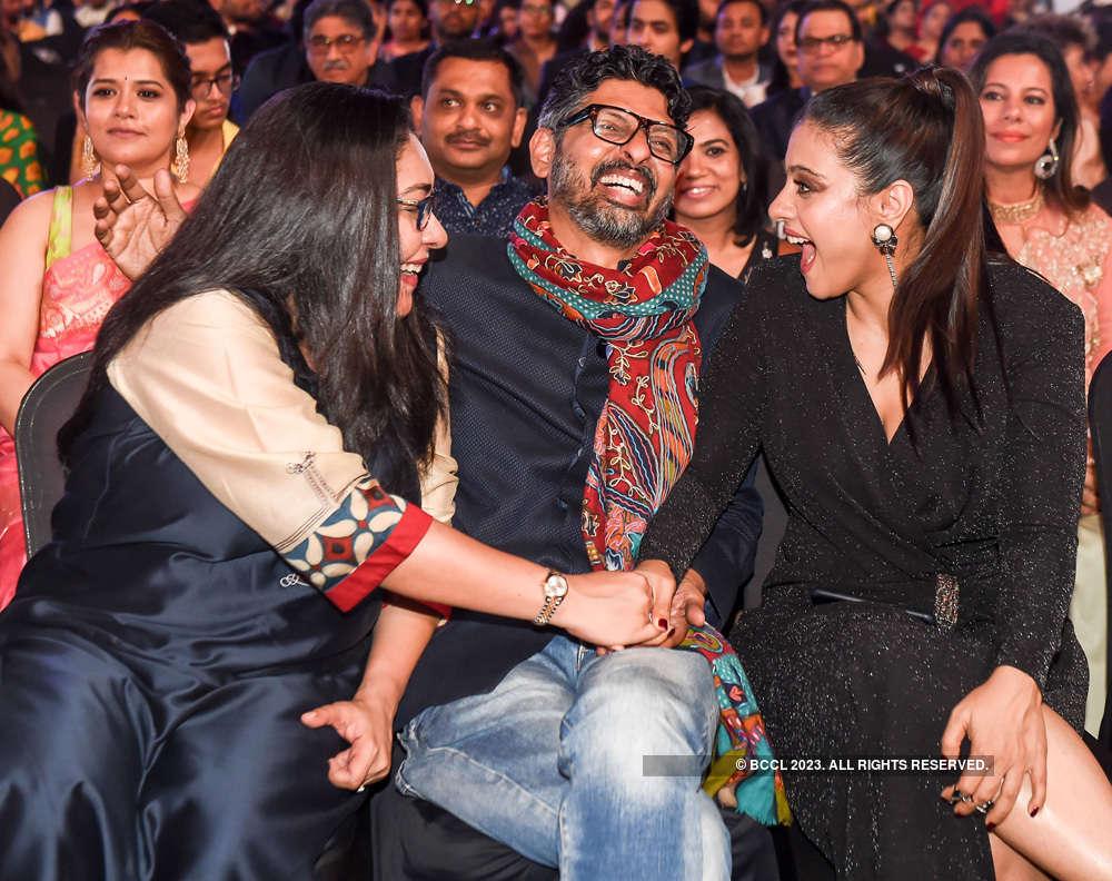 64th Vimal Elaichi Filmfare Awards 2019: Best Shots