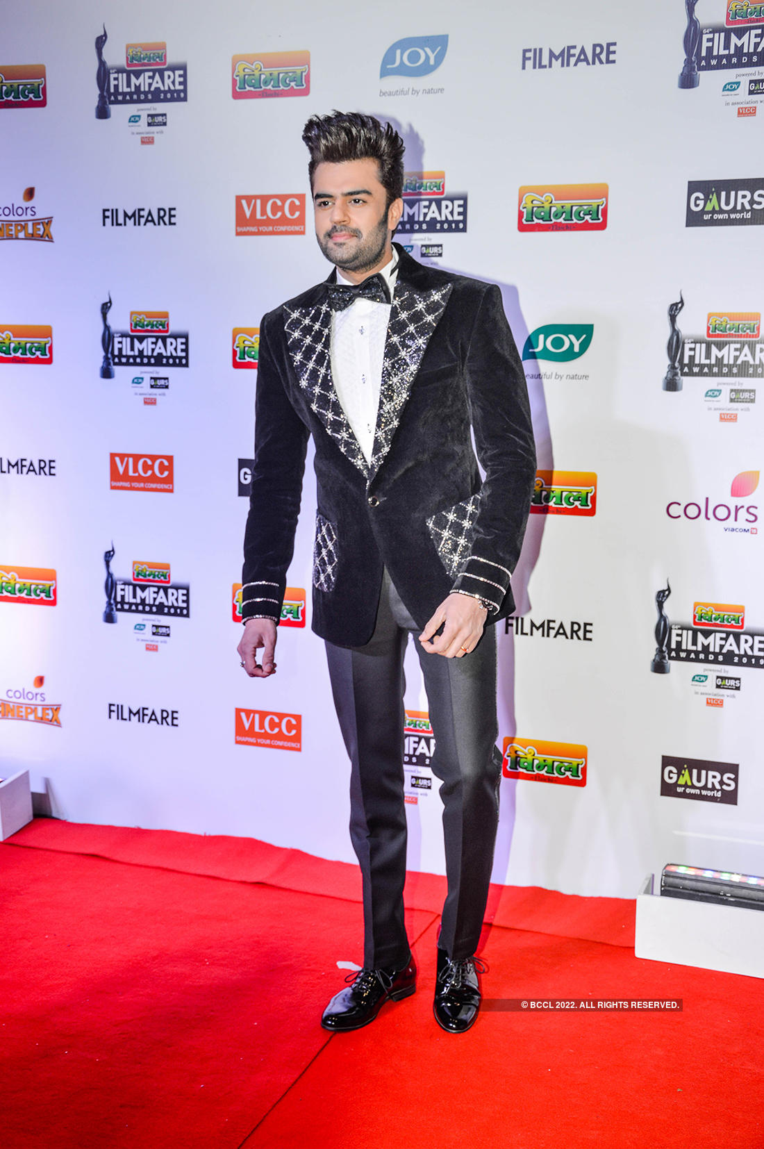64th Vimal Elaichi Filmfare Awards 2019: Handsome Hunks