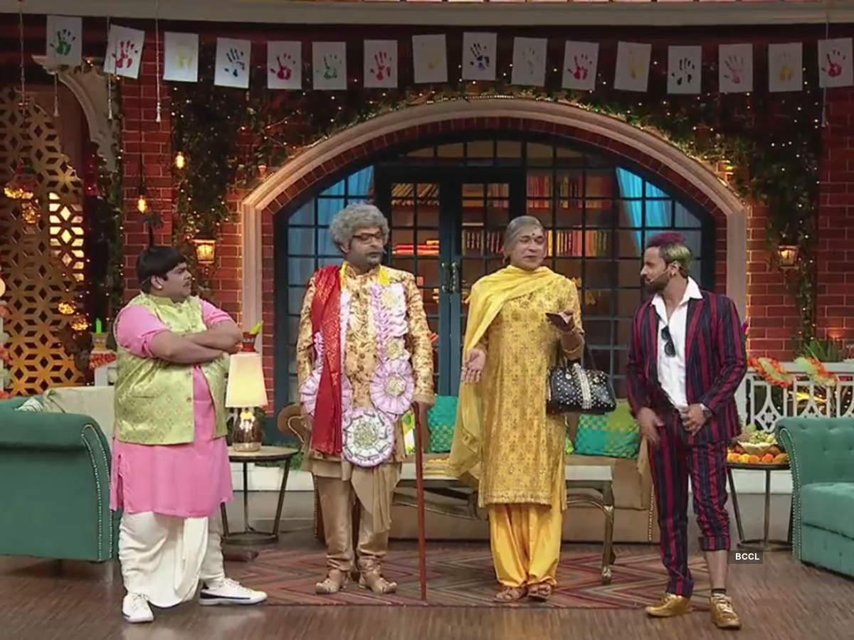 The Kapil Sharma Show: Sonu Nigam to Kapil, 'Twitter par toh aap bhi
