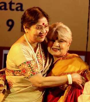 Mina Banerjee, Dr Monjori Sinha