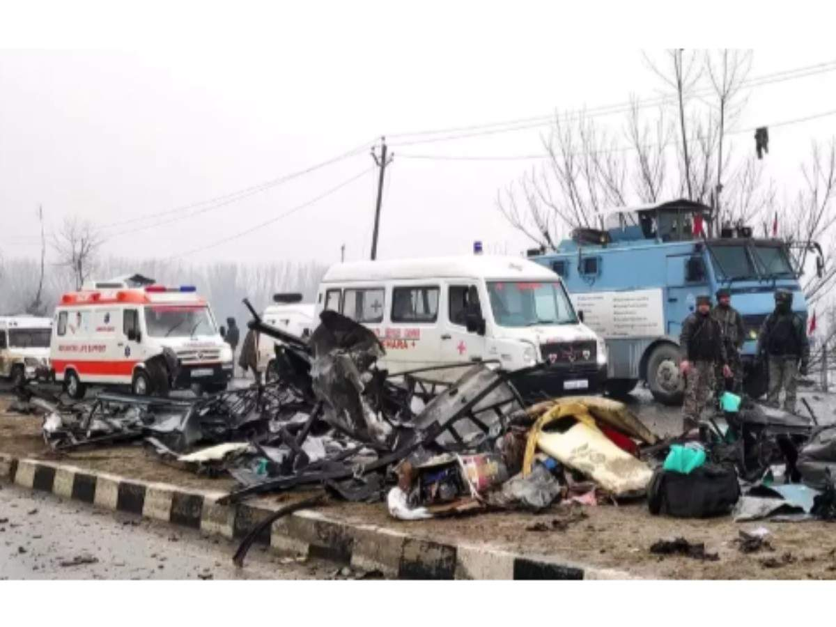 Pulwama Terror Attack How Phone With Virtual Sim Card Was