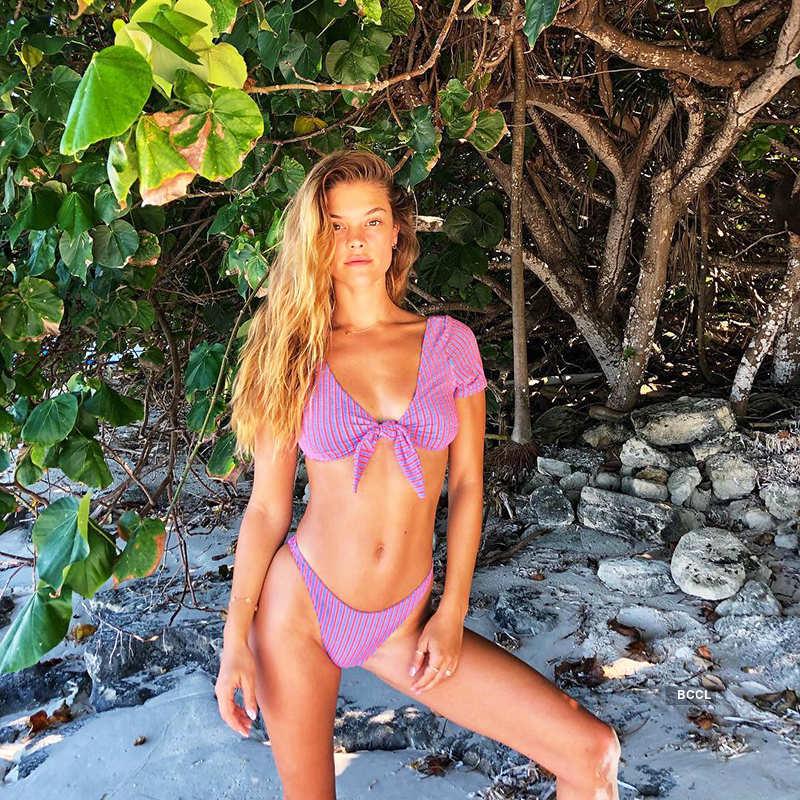 Bold photos of Leonardo DiCaprio's ex-girlfriend Nina Agdal
